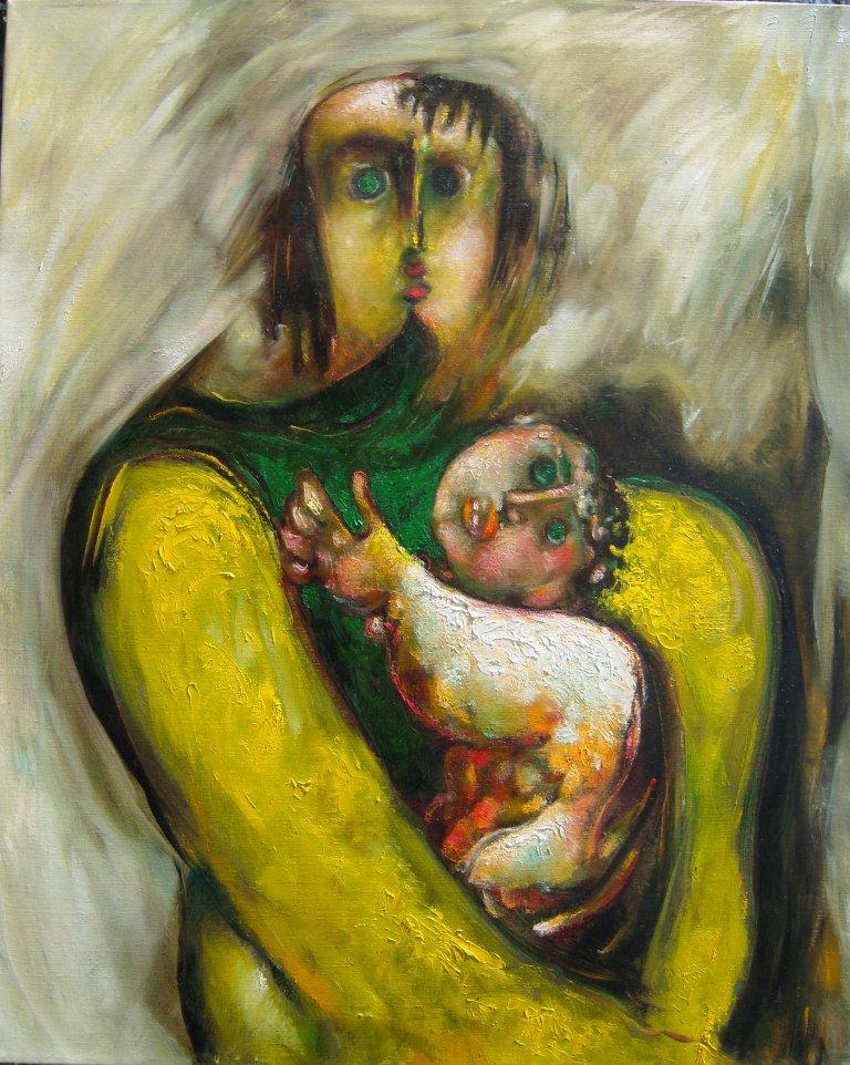A Mother's Hug