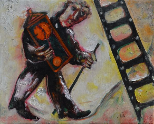 Moving Pictures 34 X 41