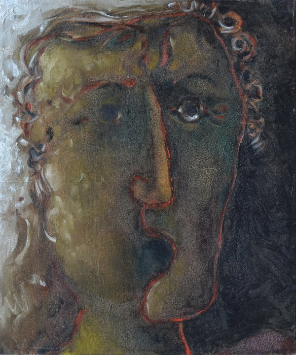 The Face 55 X 46